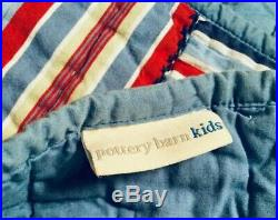 Introducing from Pottery Barn Set of 4 Pottery Barn Kids Patchwork quilts with
