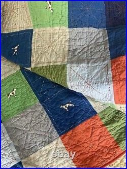 Twin Pottery Barn Quilt And Pillow Sham Never Used